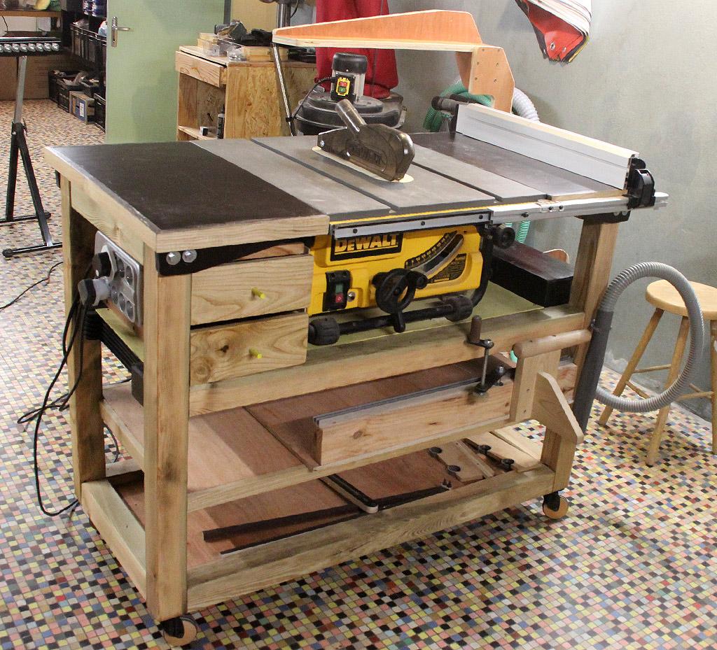 100 used powermatic table saw does anyone use rack u0026 pi